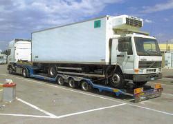 trasporto mezzi pesanti maremma