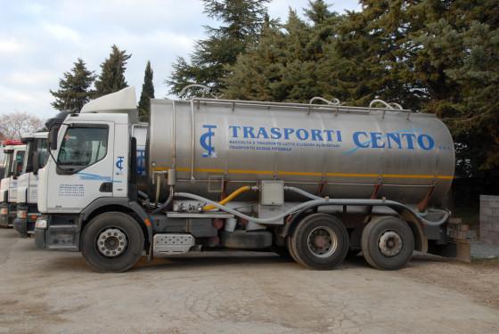 trasporto latte maremma